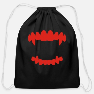 Vampire Vampire - Cotton Drawstring Bag