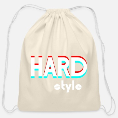 Hardstyle HARDSTYLE - Cotton Drawstring Bag