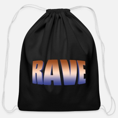 Rave RAVE - Cotton Drawstring Bag