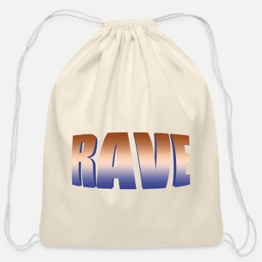 Hardstyle RAVE - Cotton Drawstring Bag