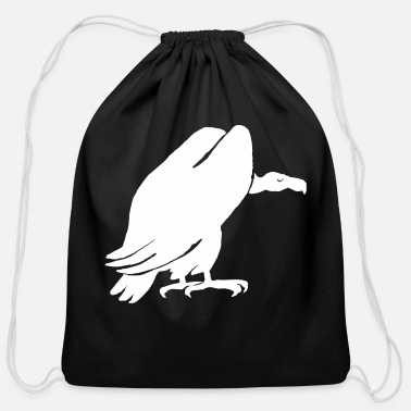Vulture Vulture - Cotton Drawstring Bag