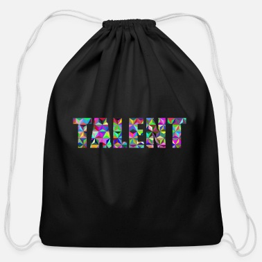 Talent TALENT - Cotton Drawstring Bag