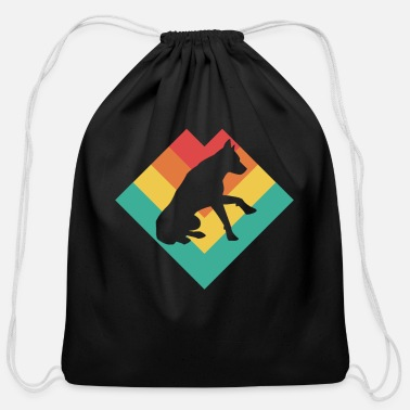 Dog Owner Dog Owner - Cotton Drawstring Bag