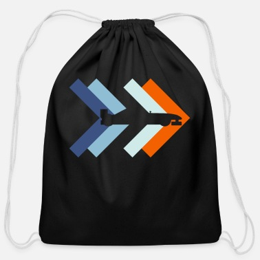 Sportscar Sportscar - Cotton Drawstring Bag
