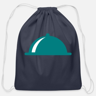 Serve serve - Cotton Drawstring Bag