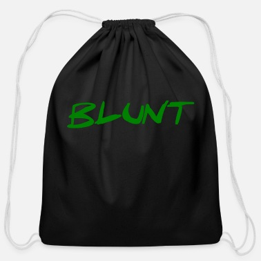 Blunt blunt - Cotton Drawstring Bag