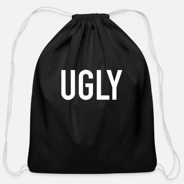 Ugly UGLY - Cotton Drawstring Bag