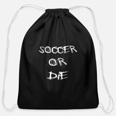 Soccer Soccer, soccer player, soccer match, soccer traini - Cotton Drawstring Bag