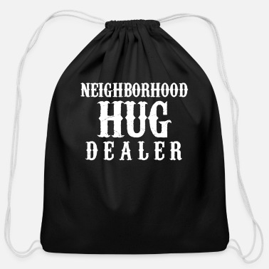 Neighborhood Neighborhood Hug - Cotton Drawstring Bag