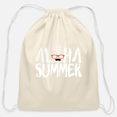 Summer Summer - Cotton Drawstring Bag