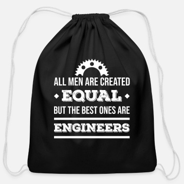 Graduate Civil Engineer Engineer Technician Engineer Civil Engineering - Cotton Drawstring Bag