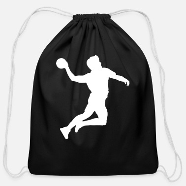 Handballer Handball Handballing - Cotton Drawstring Bag
