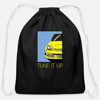 Tuning Tuning - Cotton Drawstring Bag