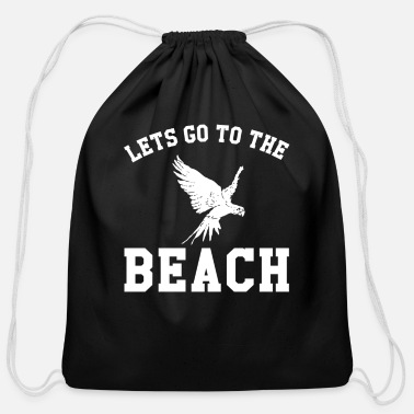 Summer Holidays2019 summer sun holiday holiday to book beach sea - Cotton Drawstring Bag