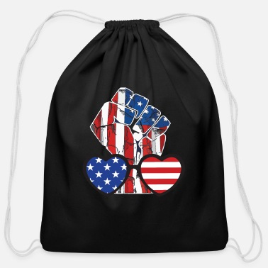 Punch Punch - Cotton Drawstring Bag