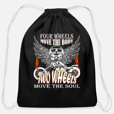 Motorcycle Bike Motorcycle Motorcycling Motorcycle - Cotton Drawstring Bag