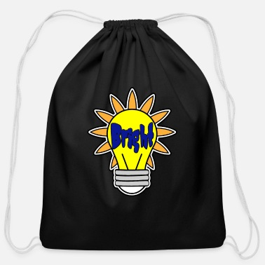 Bright Bright - Cotton Drawstring Bag