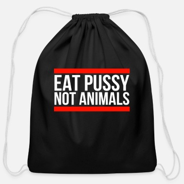Animal Welfare Animal Welfare Animals - Cotton Drawstring Bag