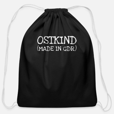 Gdr Ostkind Made In Gdr - Cotton Drawstring Bag