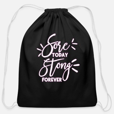 Fitness Fitness Sport - Cotton Drawstring Bag