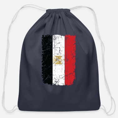 Egypt Egypt - Cotton Drawstring Bag