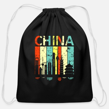 China China - Cotton Drawstring Bag