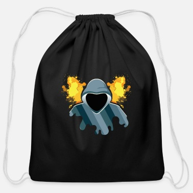 Fighter fighters - Cotton Drawstring Bag
