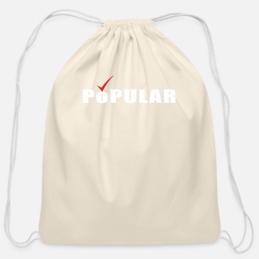 Popular popular - Cotton Drawstring Bag