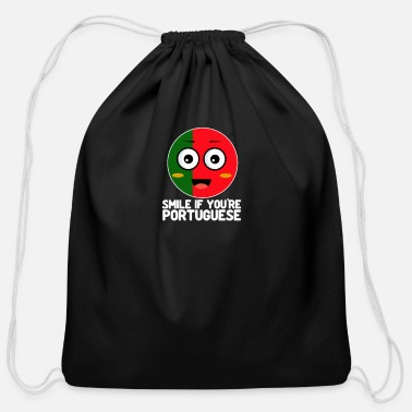 Portugal Portugal - Cotton Drawstring Bag