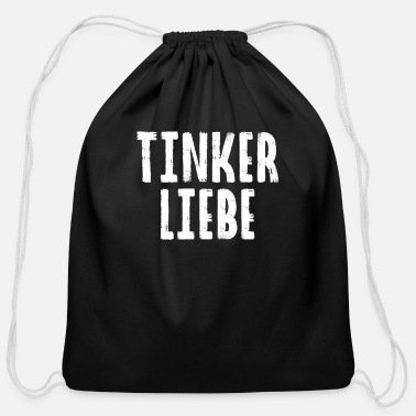 Tinker Tinker Liebe - Cotton Drawstring Bag