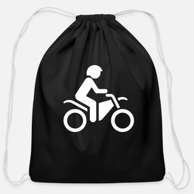 Trails trail - Cotton Drawstring Bag