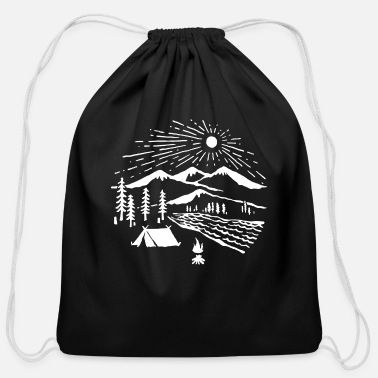 Wilderness Wilderness - Cotton Drawstring Bag
