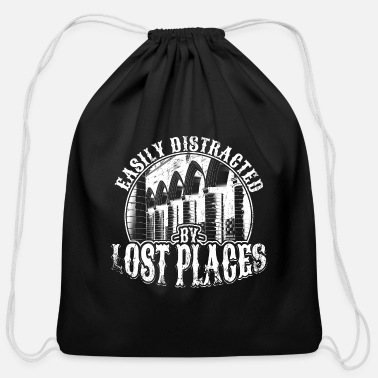 Lost Place Lost Place - Cotton Drawstring Bag