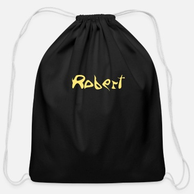 Robert Robert - Cotton Drawstring Bag