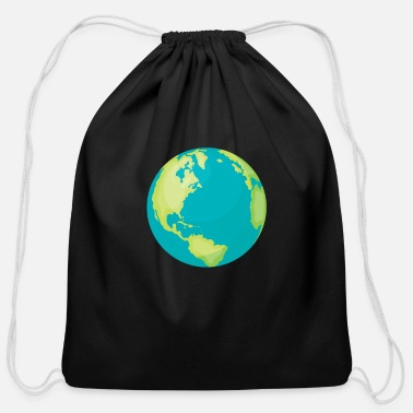 Climate Protection climate protection - Cotton Drawstring Bag