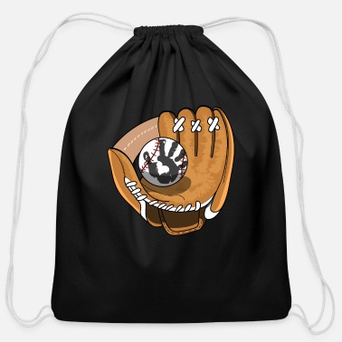 Baseball Glove Son or daughter Baseball Glove for Father's Day - Cotton Drawstring Bag