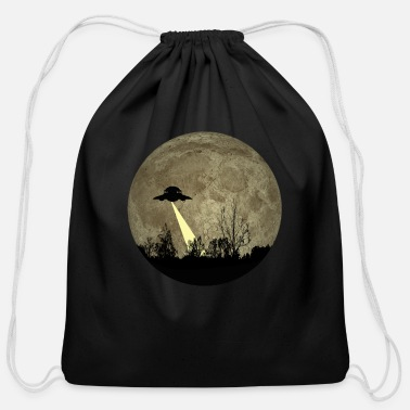 Ufo UFO - Cotton Drawstring Bag