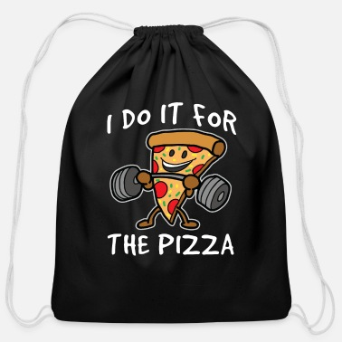 Diet Diet - Cotton Drawstring Bag