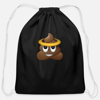 Lol Holyshit Smiley Funny Holy Poop Gift Joke lol Cool - Cotton Drawstring Bag