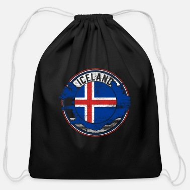 Iceland Iceland - Cotton Drawstring Bag