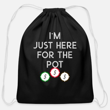 Poker POKER - VEGAS - ALL IN - Cotton Drawstring Bag