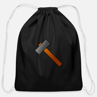 Hammer Hammer - Cotton Drawstring Bag