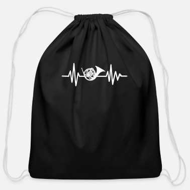Musical Instrument Music Instrument - Cotton Drawstring Bag