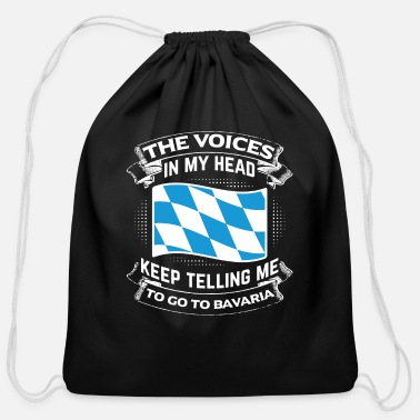 Bavaria Bavaria - Cotton Drawstring Bag