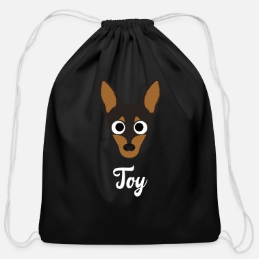 Toy Toy - Toy Terrier - Cotton Drawstring Bag