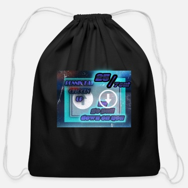 Tempest 257ent - Cotton Drawstring Bag
