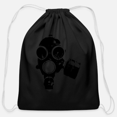 Gas gas - Cotton Drawstring Bag