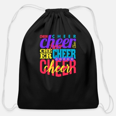 Cheers Cheer Cheer Cheer Cheer - Cotton Drawstring Bag