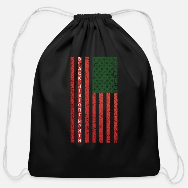 Black History Month Black History Month - Cotton Drawstring Bag
