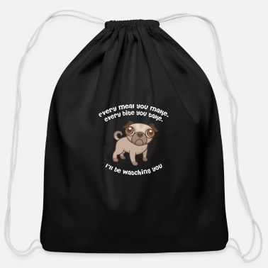 Every Meal Every meal PUG - Cotton Drawstring Bag